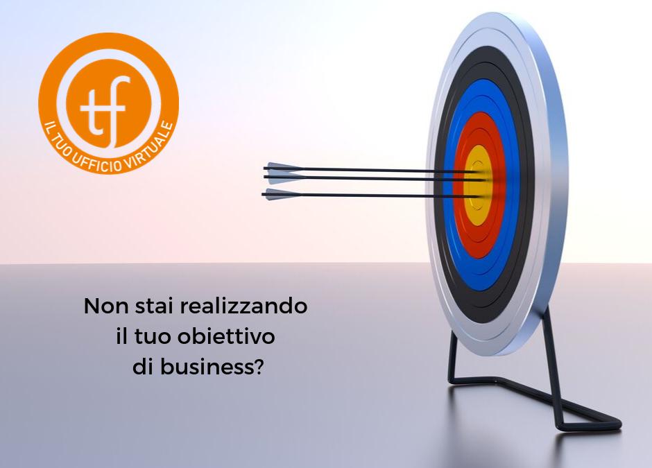 Obiettivo di business – come raggiungerlo